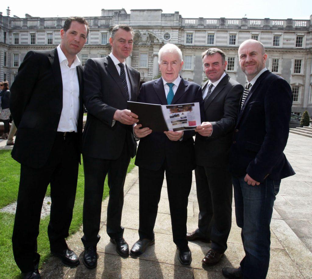 Launch of Century Ireland