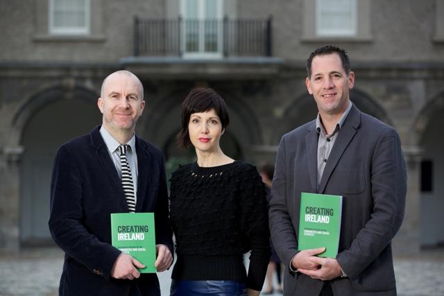 Launch of Creating Ireland